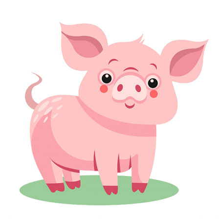 soñar con cerdos
