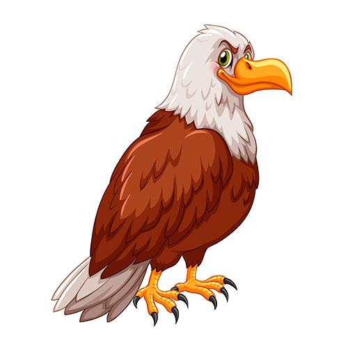 soñar con águila