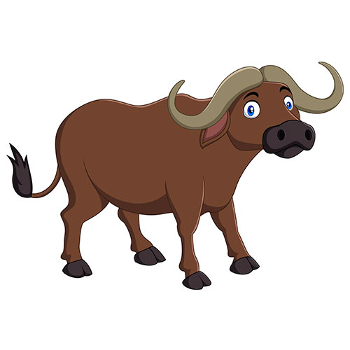 soñar con bufalos