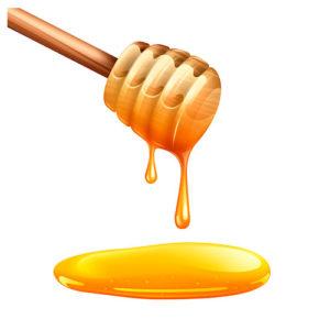 soñar con miel