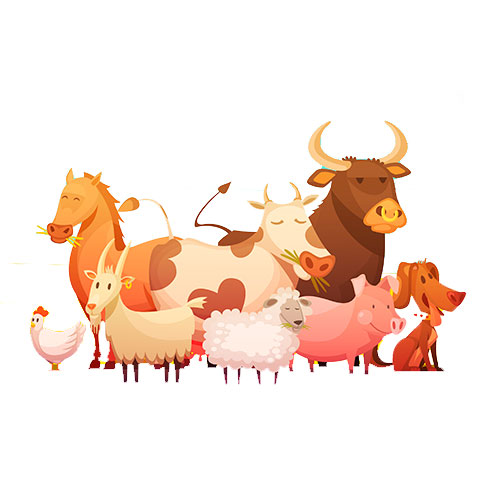 soñar con ganado