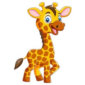 soñar con jirafa