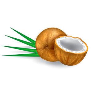 soñar con cocos